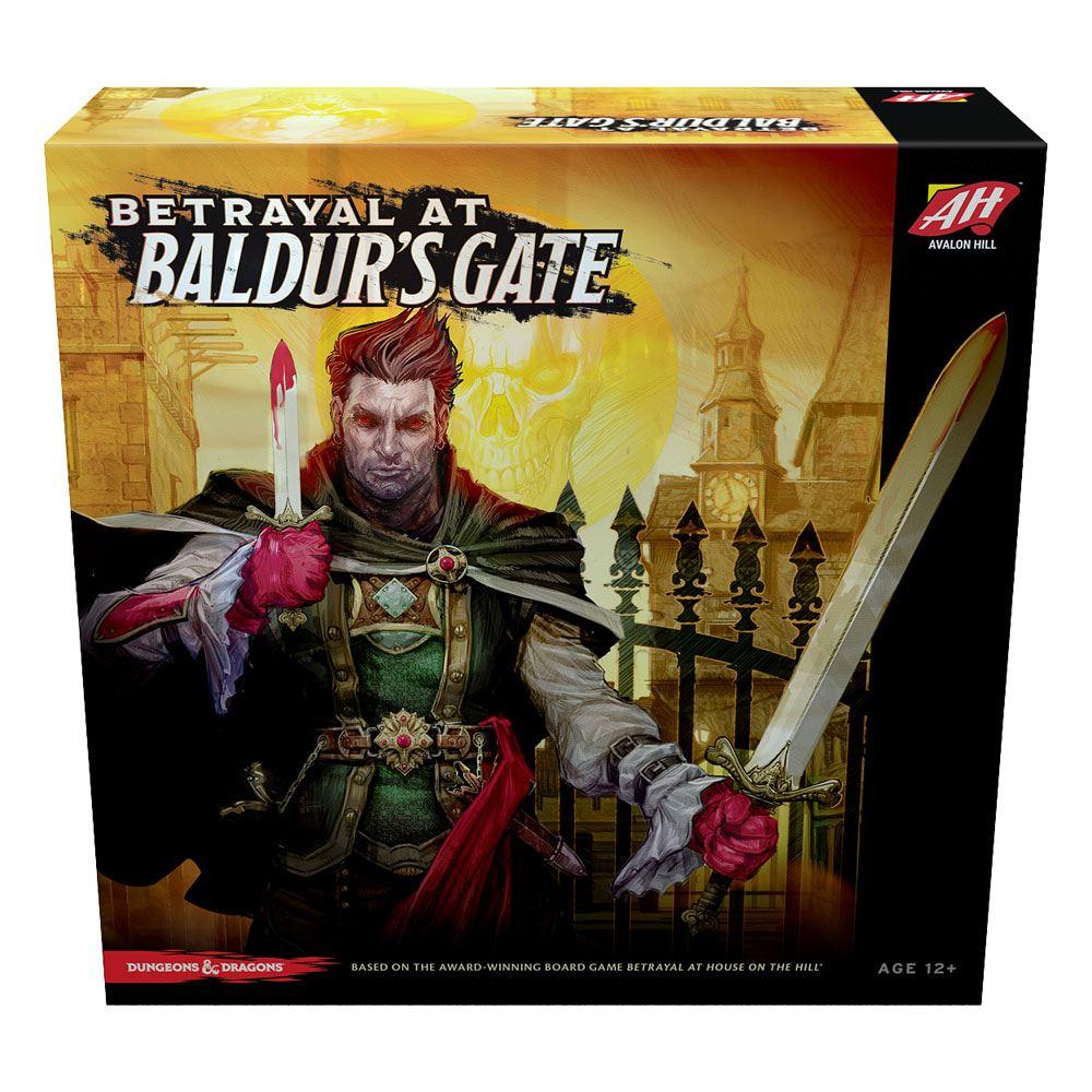 Avalon Hill Board Game Betrayal at Baldur's Gate english