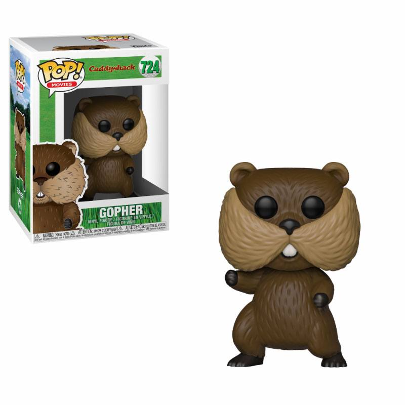 Caddyshack POP! Movies Vinyl Figure Gopher 9 cm