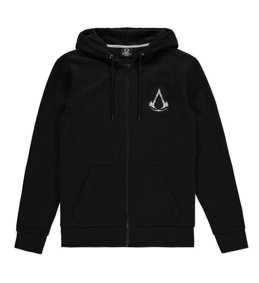 Assassin's Creed Valhalla Hooded Sweater Crest Banner Size L