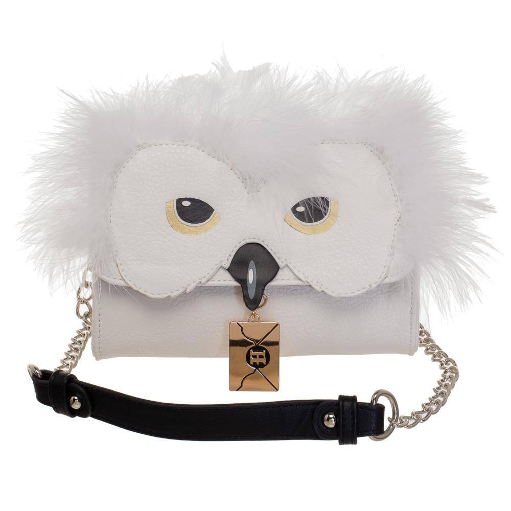 Harry Potter 2 in 1 Crossbody / Clutch Hedwig Snowy Owl