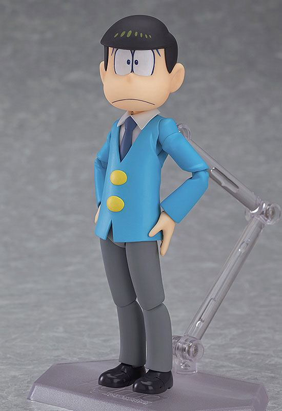 Osomatsu-san Figma Action Figure Choromatsu Matsuno 12 cm