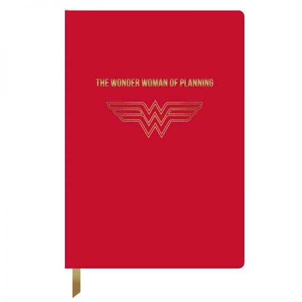 Wonder Woman A5 Notebook Planner