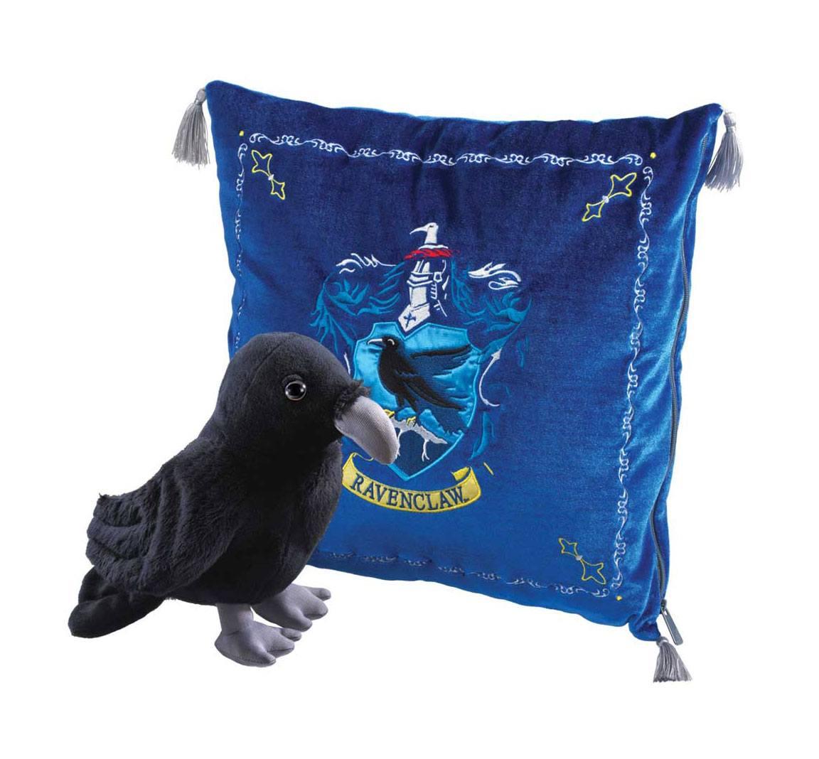 Harry Potter House Mascot Cushion with Plush Figure Ravenclaw