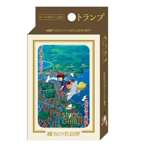 Kiki's Delivery Service Playing Cards