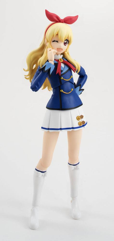 Aikatsu! S.H. Figuarts Action Figure Ichigo Hoshimiya Winter Uniform Ver. 13 cm
