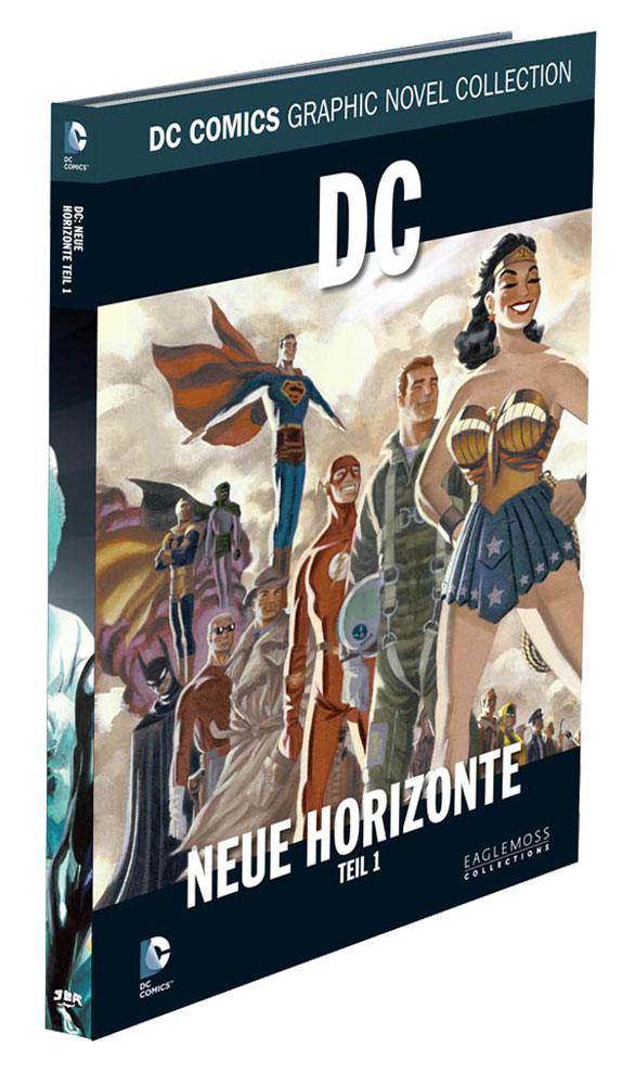 DC Comics Graphic Novel Collection #47 DC: Neue Horizonte, Teil 1 Case (12) *German Version*