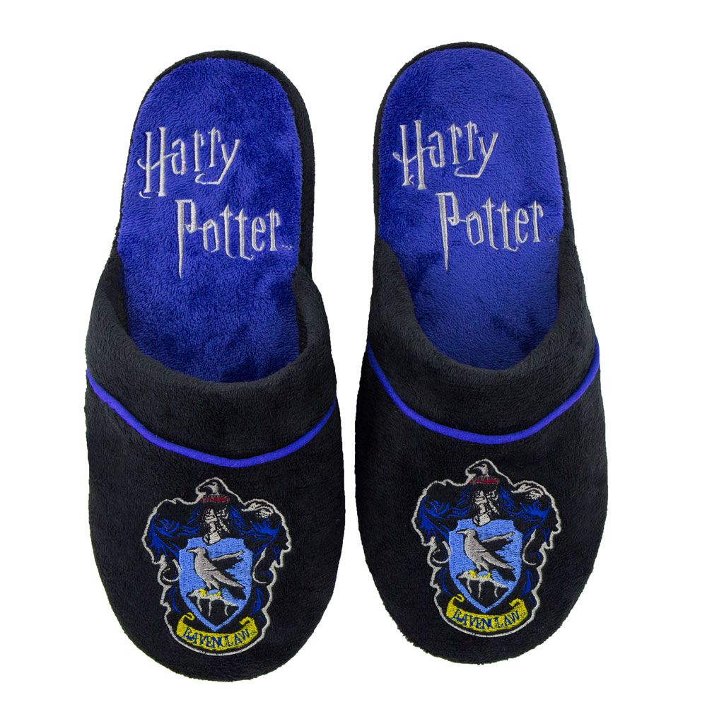Harry Potter Slippers Ravenclaw Size S/M