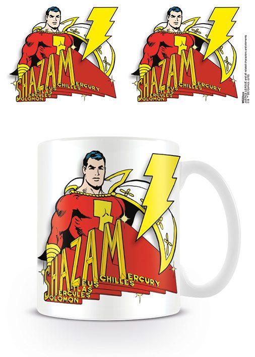 Shazam Mug Golden Age