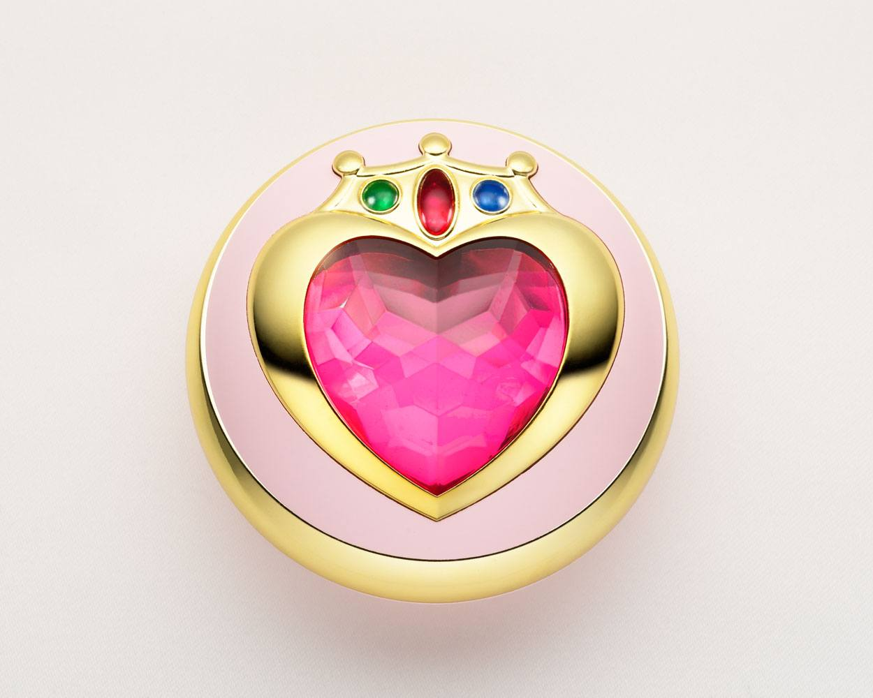 Sailor Moon Proplica Replica Sailor Chibi Moon Prism Heart Compact Tamashii Web Exclusive 7 cm
