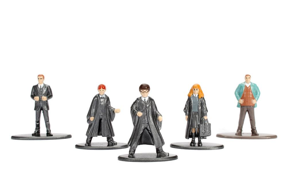 Harry Potter Nano Metalfigs Diecast Mini Figures 5-Pack Wave 1 4 cm