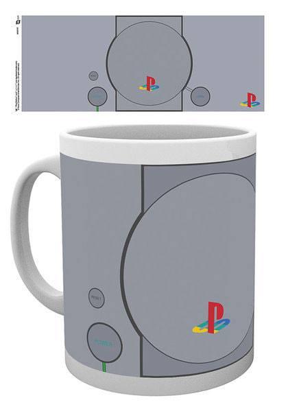 Sony PlayStation Mug Console