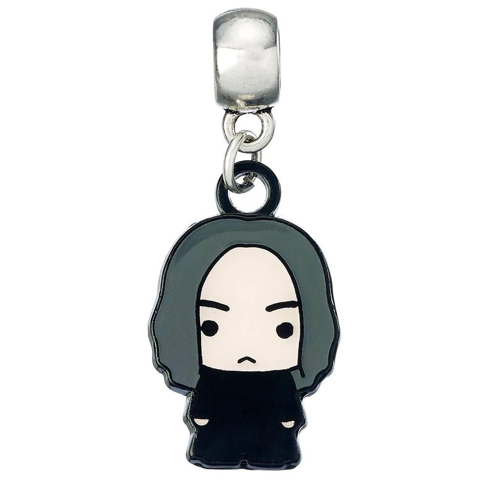 Harry Potter Cutie Collection Charm Severus Snape (silver plated)