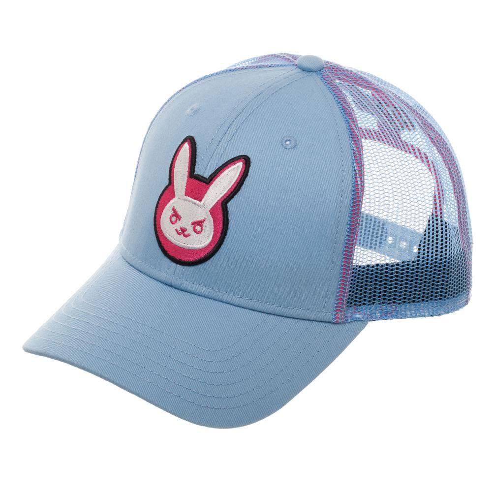 Overwatch Baseball Trucker Cap Bunny