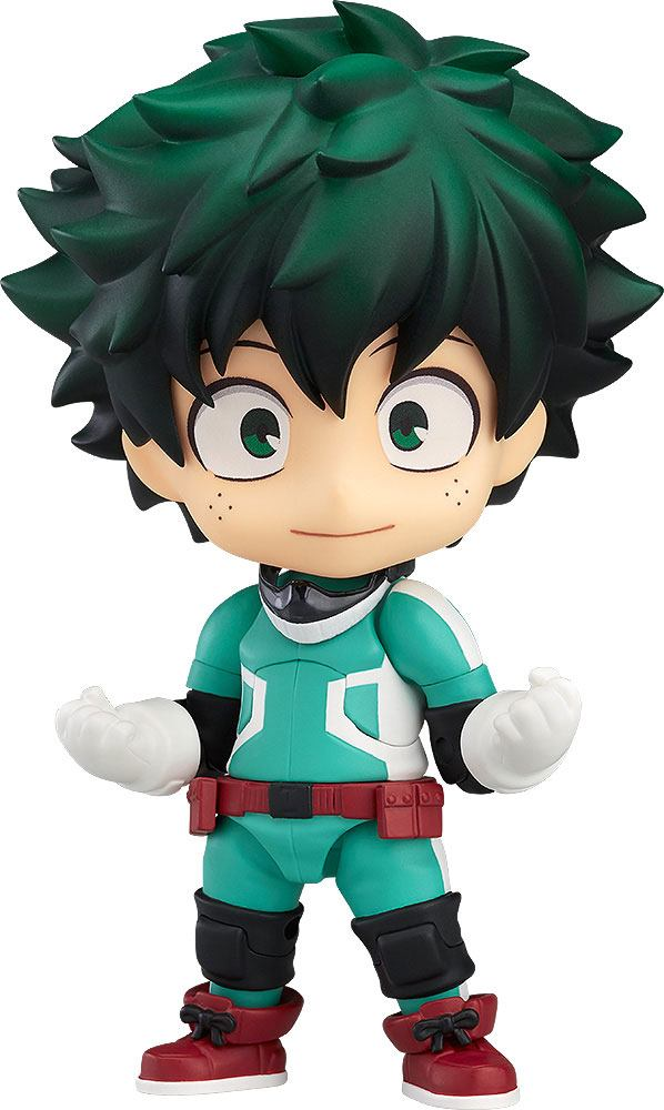 My Hero Academia Nendoroid Action Figure Izuku Midoriya: Hero's Edition 10 cm