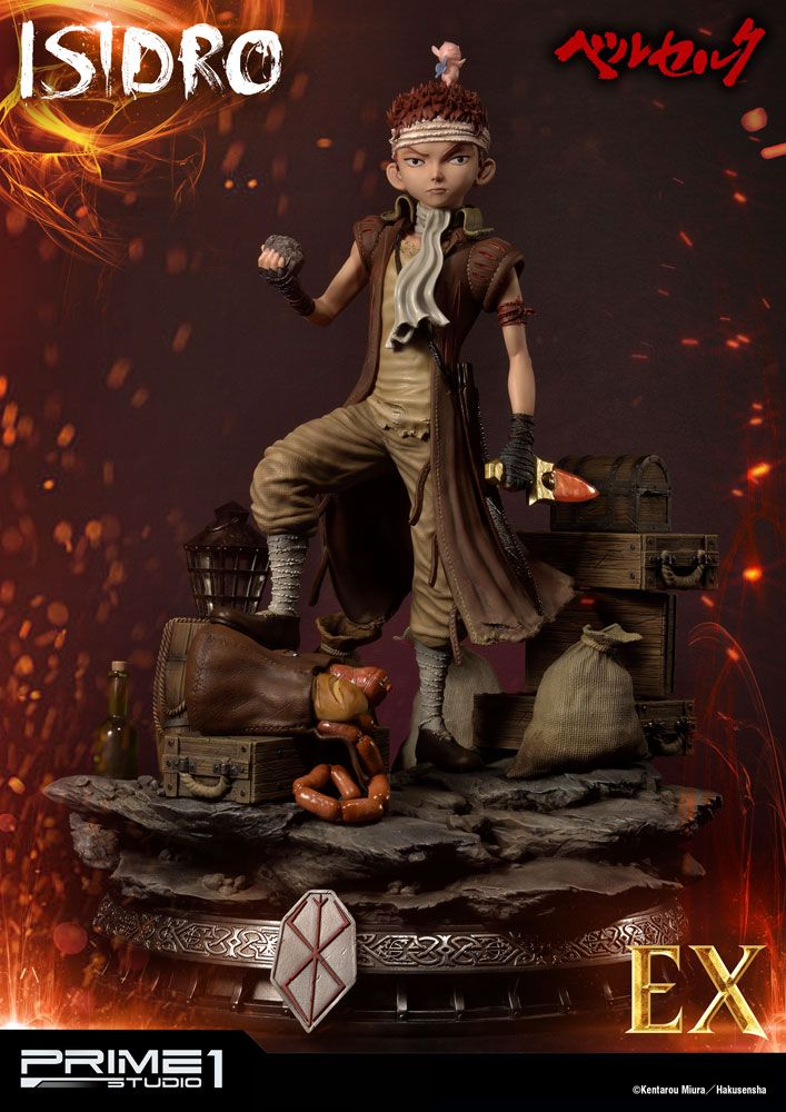 Berserk Statue Isidro & Isidro Exclusive 51 cm Assortment (3)