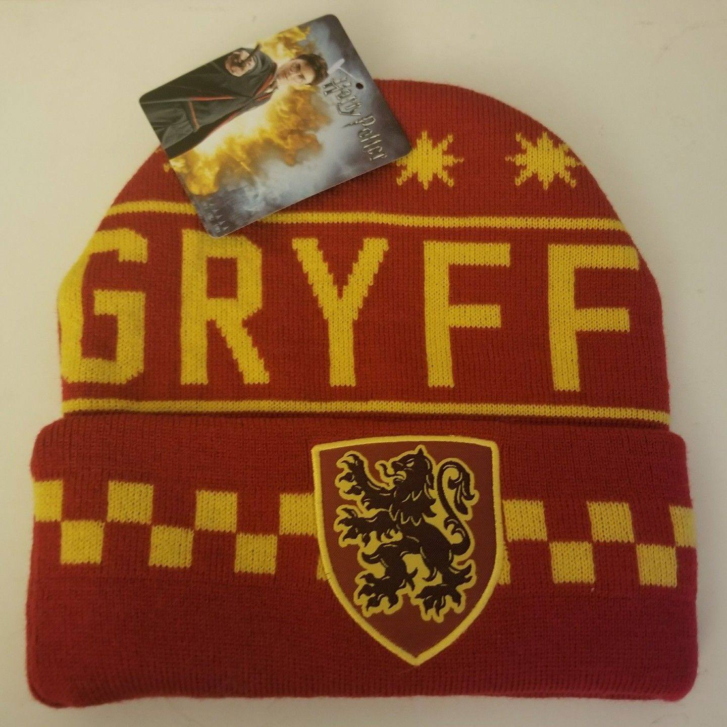 Harry Potter Beanie Gryffindor LC Exclusive