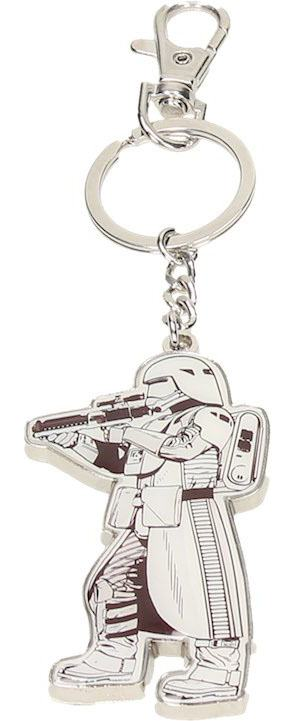Star Wars Episode VII Metal Key Ring Snowtrooper