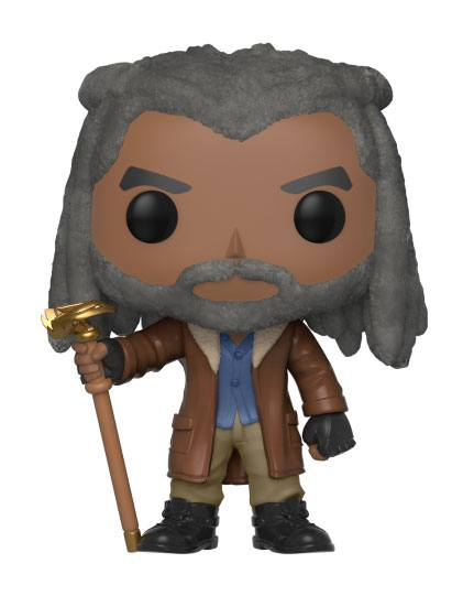 Walking Dead POP! Television Vinyl Figure Ezekiel 9 cm
