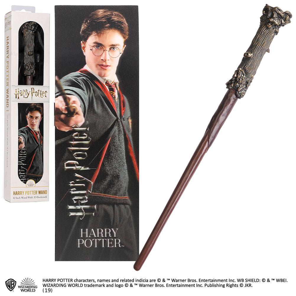 Harry Potter PVC Wand Replica Harry Potter 30 cm