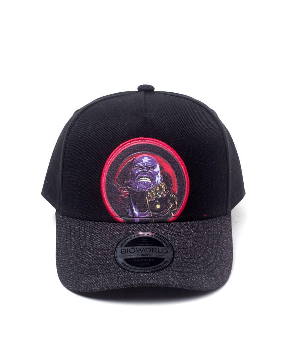 Avengers Baseball Cap Thanos
