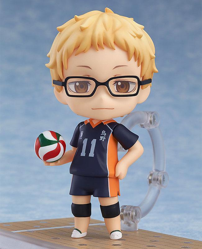 Haikyu!! Nendoroid Action Figure Kei Tsukishima 10 cm