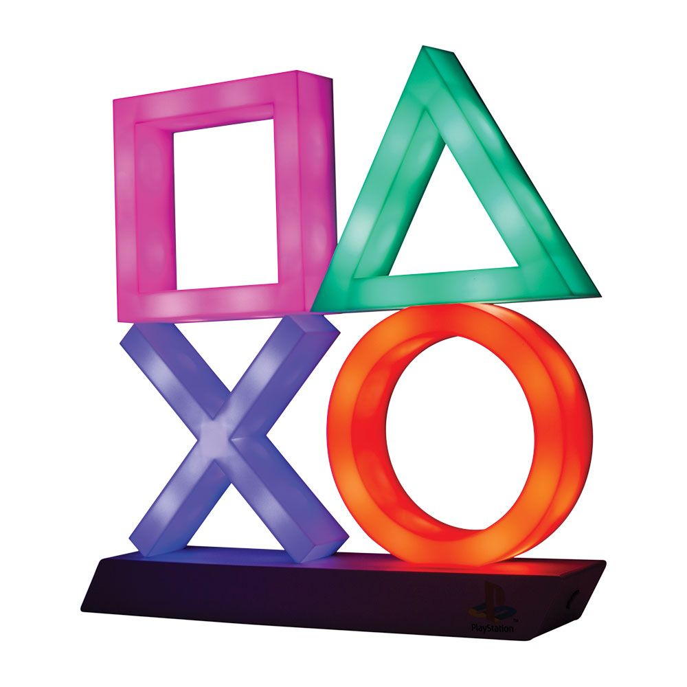 PlayStation Light Icons XL