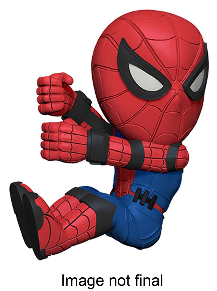 Spider-Man Homecoming Scalers Figure Spider-Man 5 cm