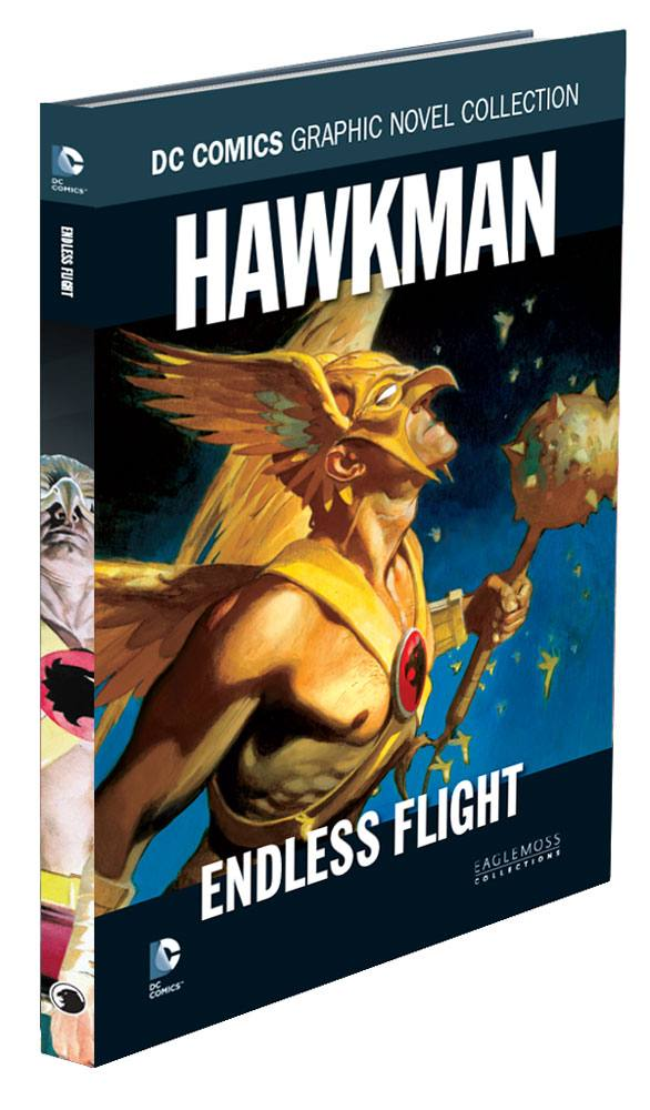 DC Comics Graphic Novel Collection #82 Hawkman: Endless Flight Case (12) *German Version*