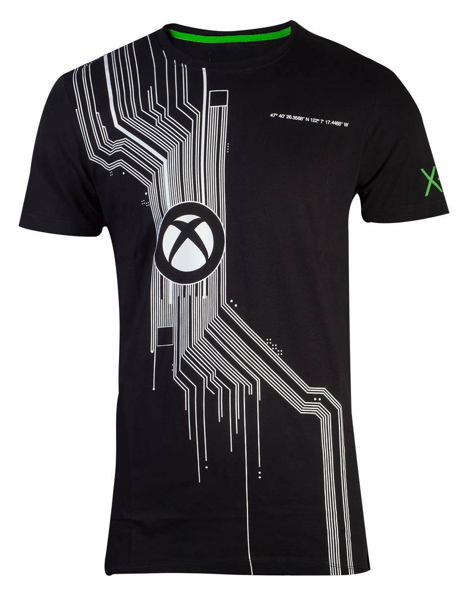 XBox T-Shirt The System Size L