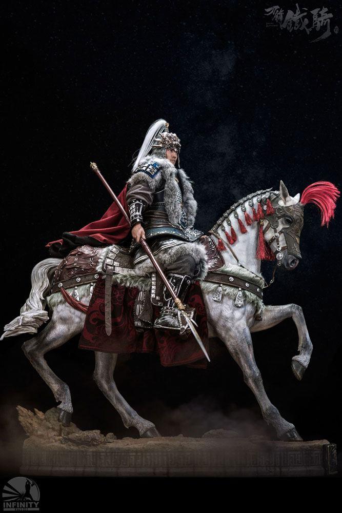 Iron Knight Three Kingdoms Statue 1/4 General Ma Chao 72 cm
