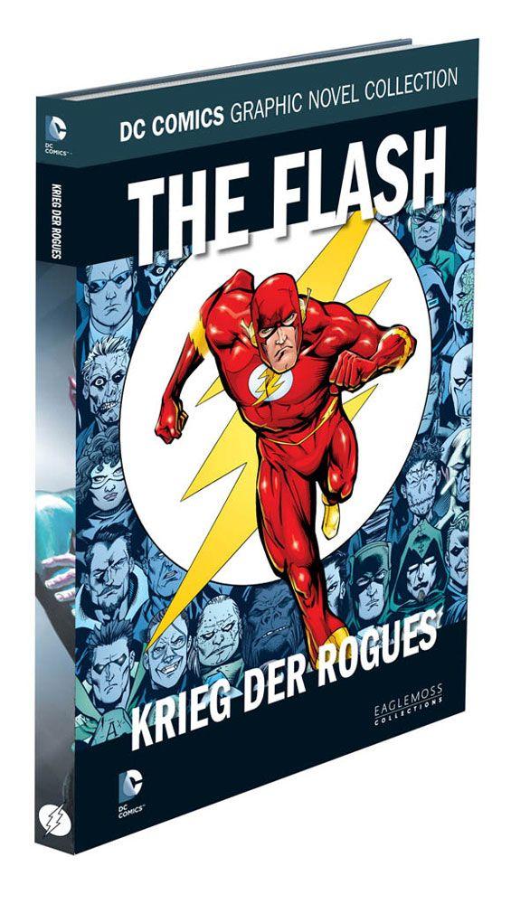 DC Comics Graphic Novel Collection #39 The Flash: Krieg Der Rogues Case (12) *German Version*