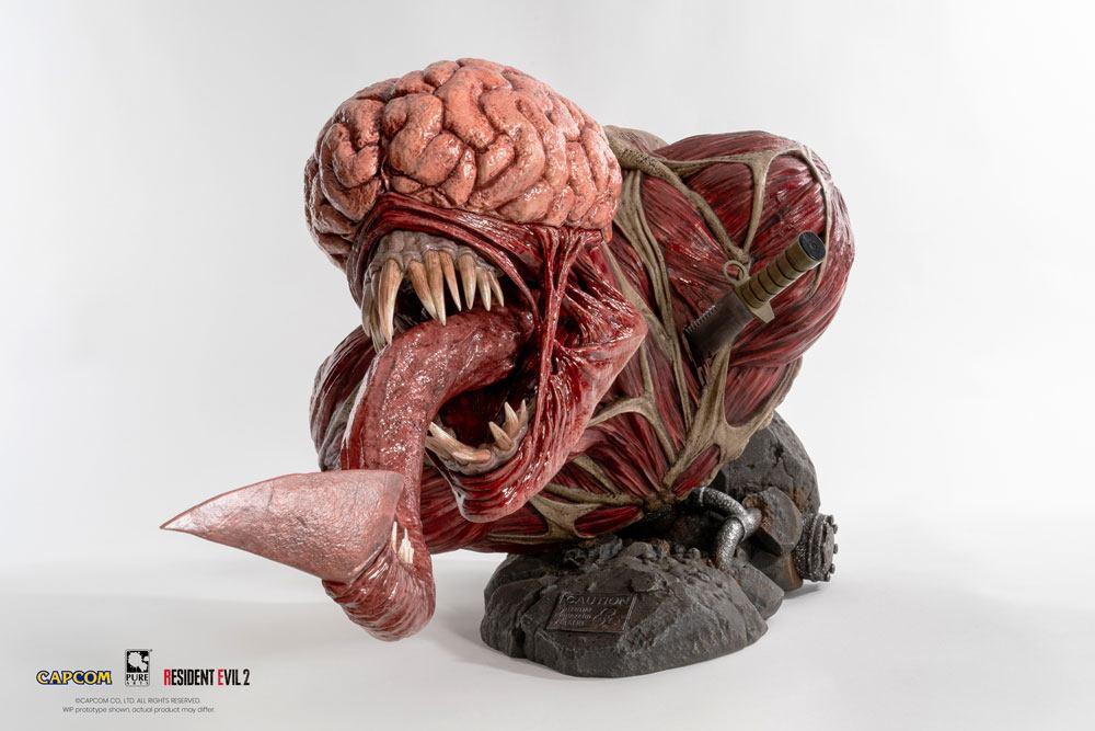 Resident Evil Life-Size Bust 1/1 Licker 50 cm