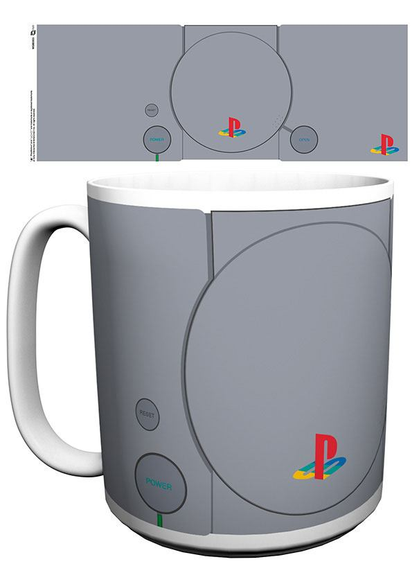 PlayStation XL Mug Console
