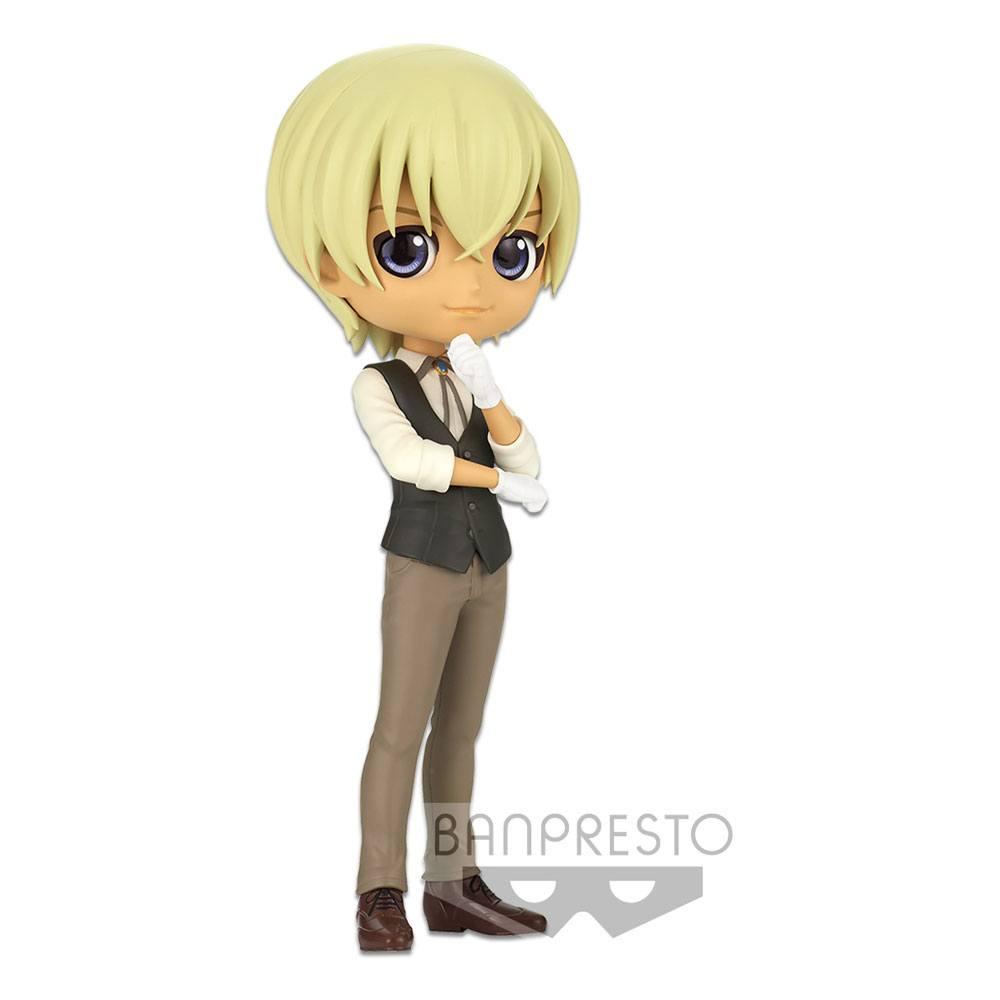 Case Closed Q Posket Mini Figure Toru Amuro Ver. A 15 cm