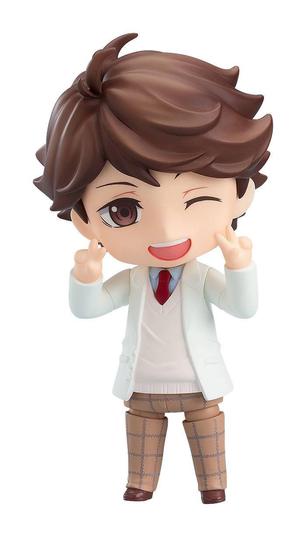 Haikyu!! Nendoroid Action Figure Toru Oikawa School Uniform Ver. 10 cm