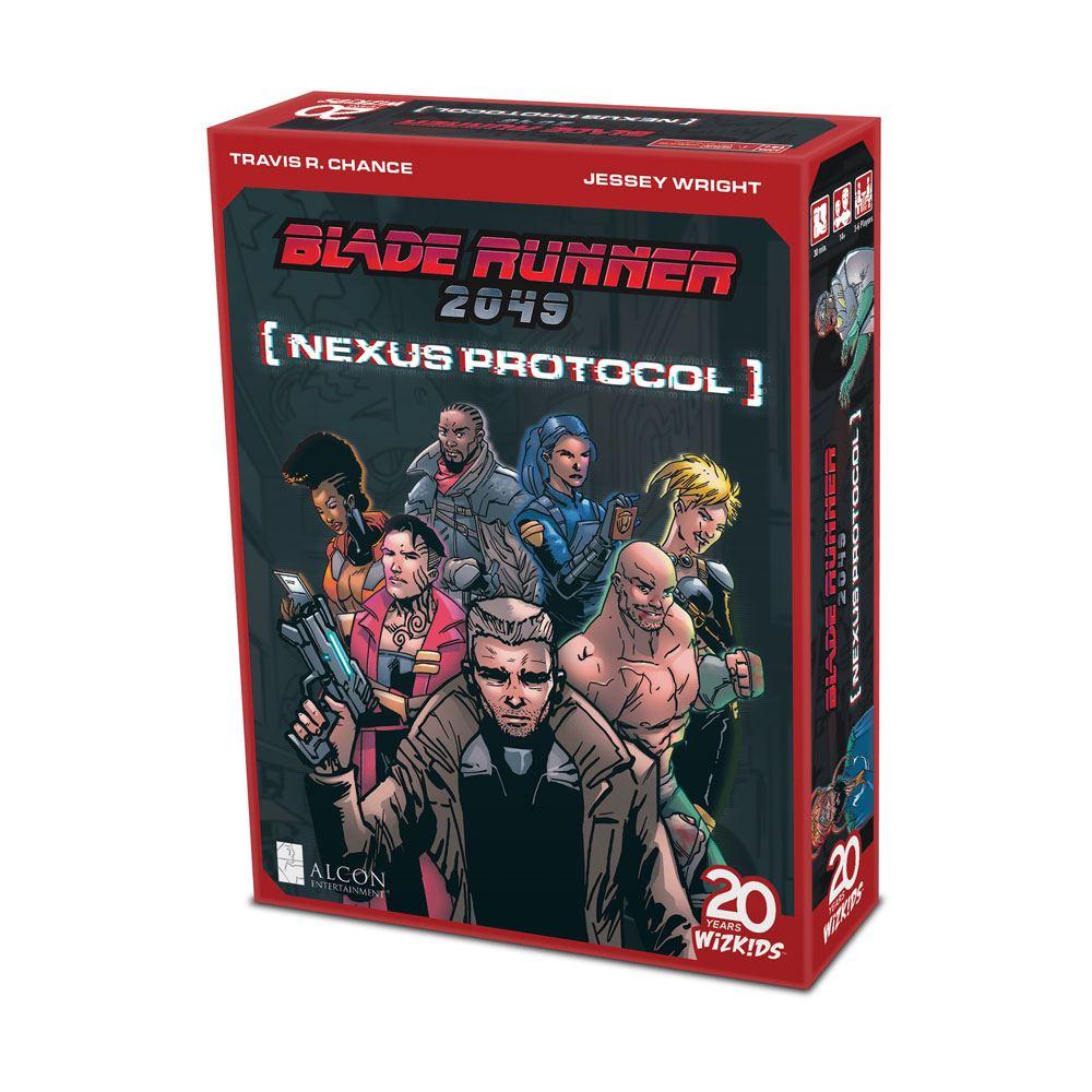 Blade Runner 2049: Nexus Protocol Card Game *English Version*