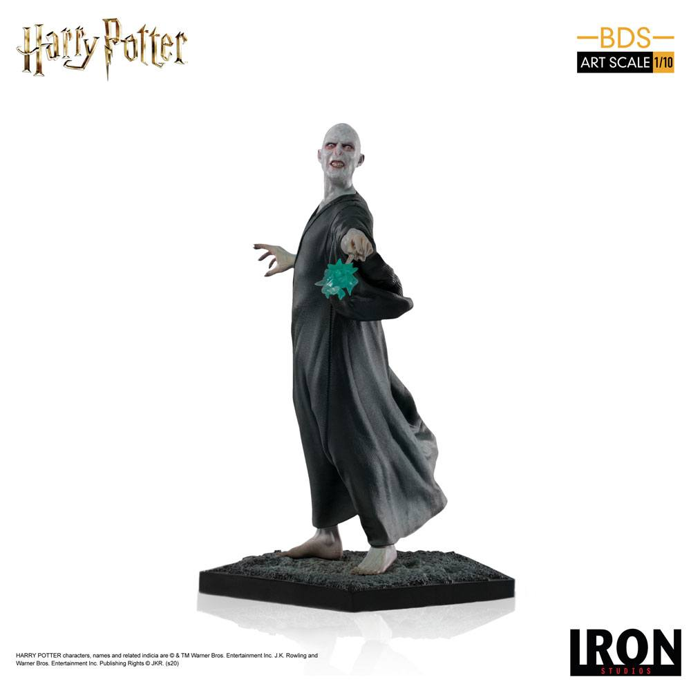 Harry Potter BDS Art Scale Statue 1/10 Voldemort 20 cm