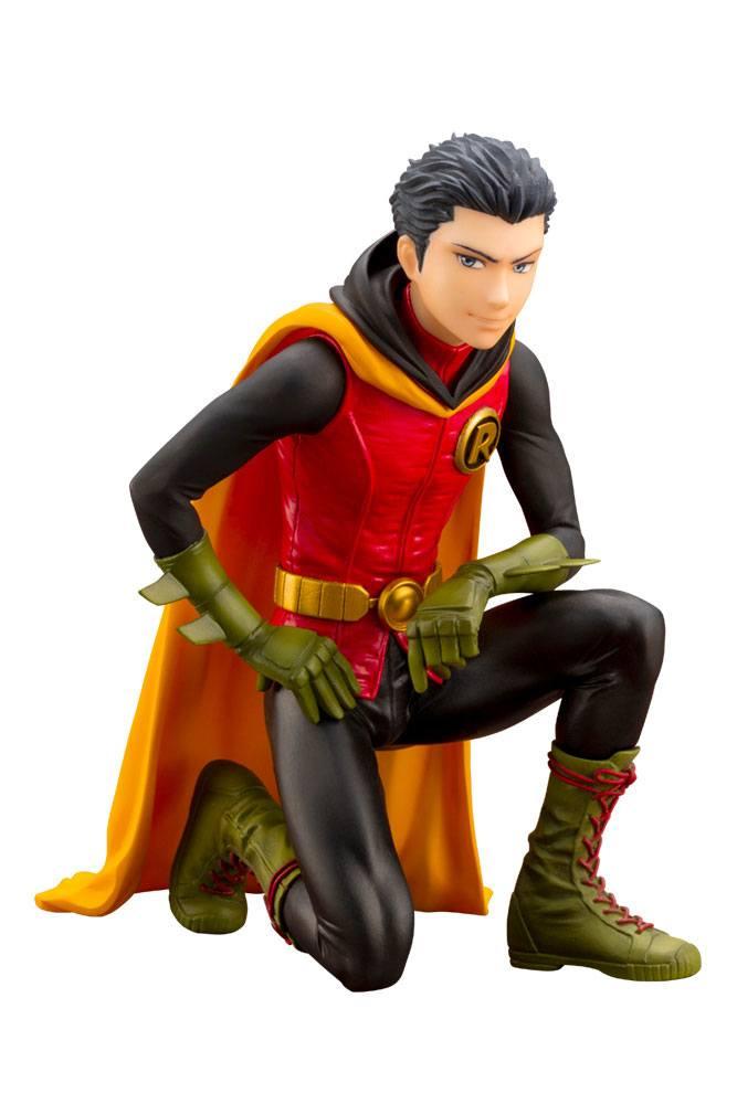 DC Comics Ikemen PVC Statue 1/7 Damian Robin 13 cm