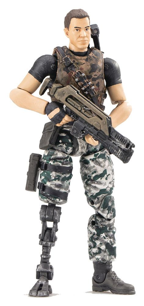 Aliens Colonial Marines Action Figure 1/18 Cruz Previews Exclusive 10 cm