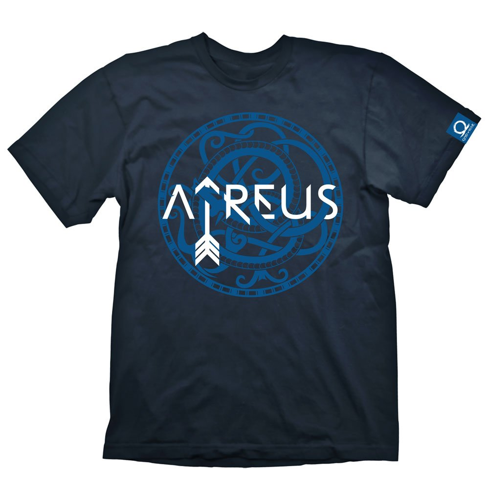 God of War T-Shirt Atreus Size L