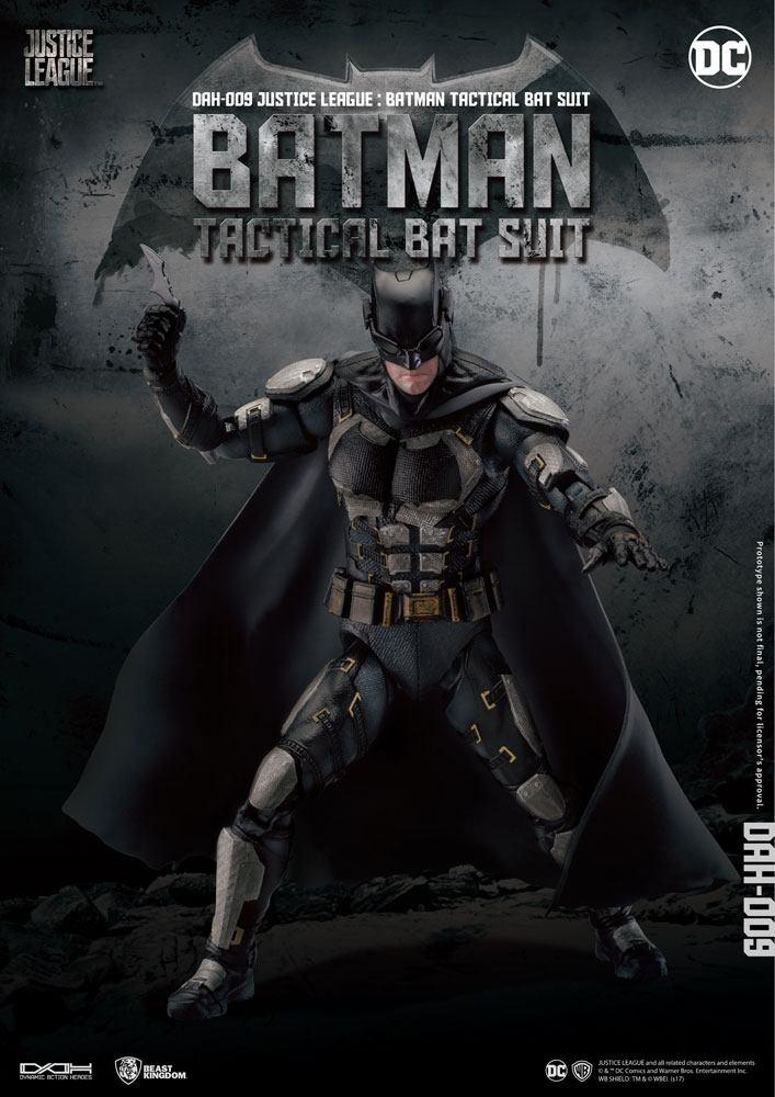 Justice League Dynamic 8ction Heroes Action Figure 1/9 Batman Tactical Bat Suit 20 cm