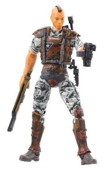 Aliens Colonial Marines Action Figure 1/18 Quintero 10 cm