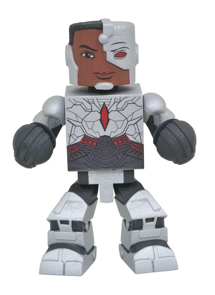 Justice League Movie Vinimates Figure Cyborg 10 cm