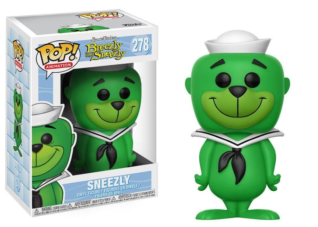 Hanna-Barbera POP! Animation Vinyl Figure Sneezly 9 cm