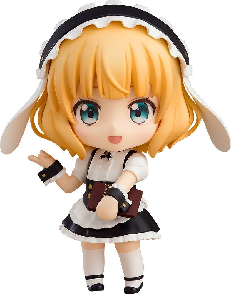 Is the Order a Rabbit Nendoroid Action Figure Syaro 10 cm