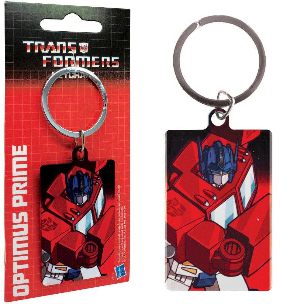 Transformers Metal Keychain Optimus Prime 6 cm