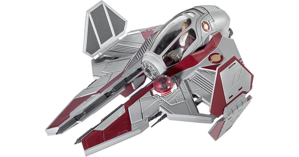 Star Wars Model Kit 1/58 Obi Wan's Jedi Starfighter 10 cm