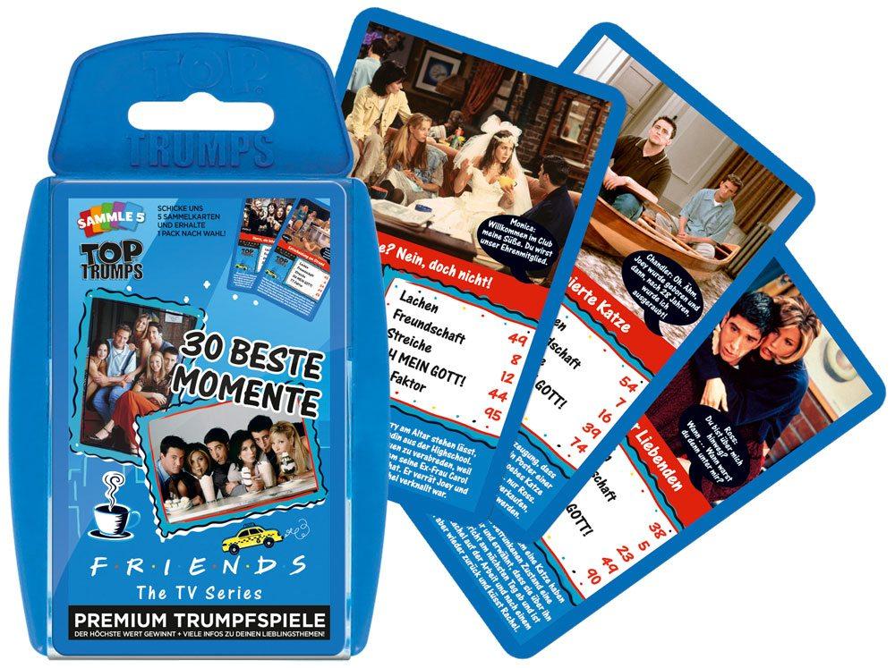 Friends Card Game Top Trumps *German Version*