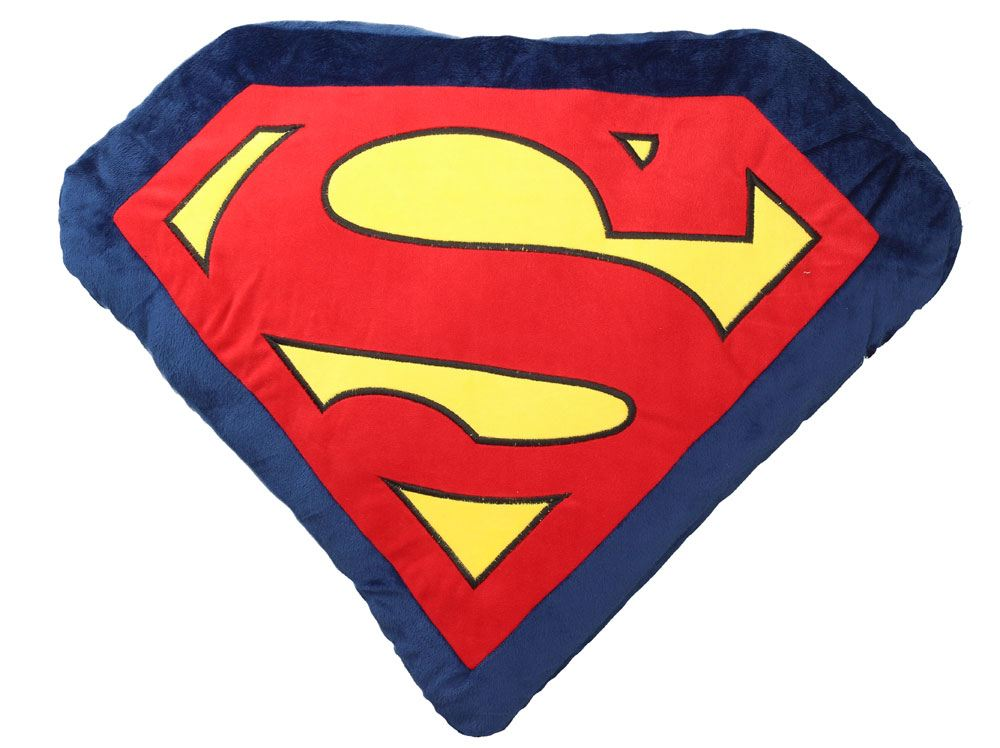 DC Comics Pillow Superman Shape 47 cm