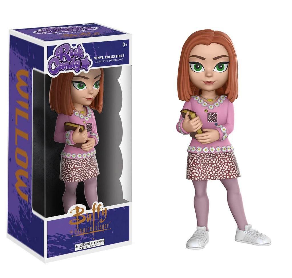Buffy Rock Candy Vinyl Figure Willow 13 cm
